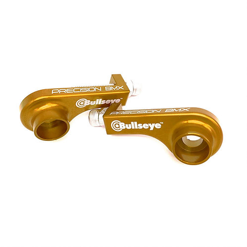 Bullseye RACEWORKS single bolt tensioner.