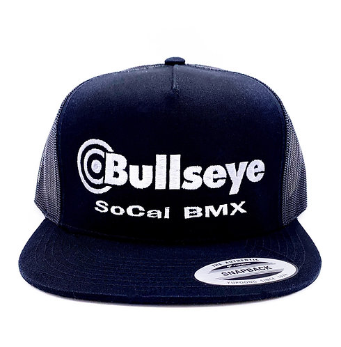 BULLSEYE SNAPBACK HATS