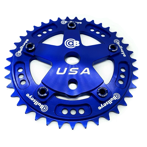 Raceworks Pro-Drive Chainring COMBO (5-Bolt)