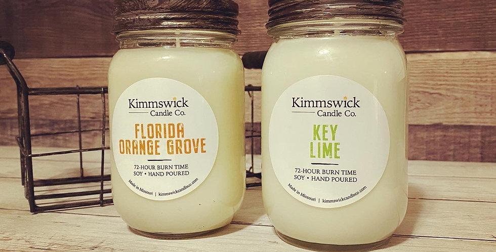 Florida Orange Grove-Key Lime Gift Set