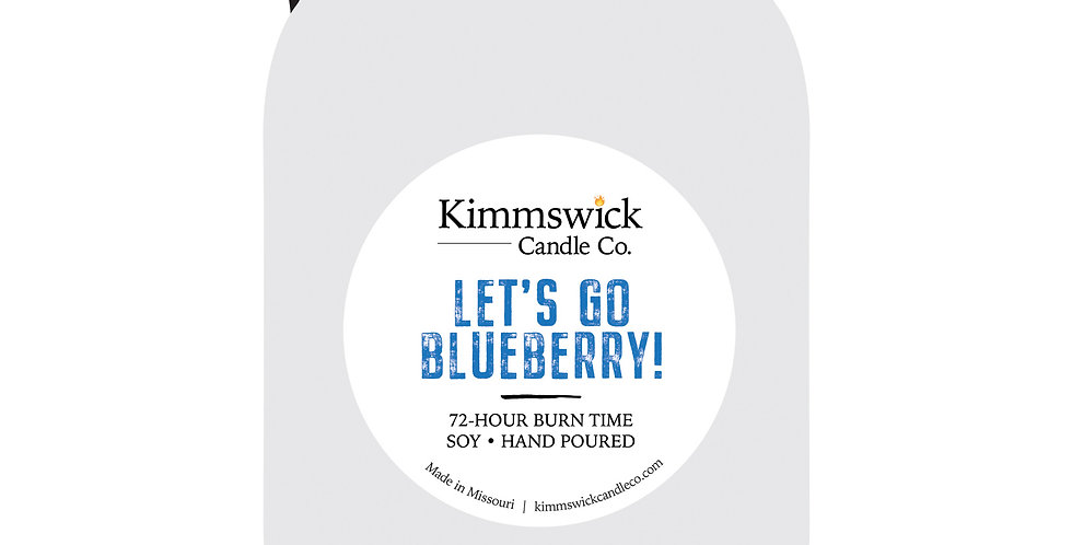 Let's Go Blueberry!