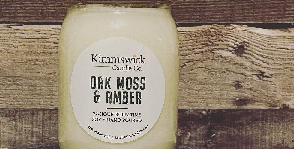 Oak Moss & Amber