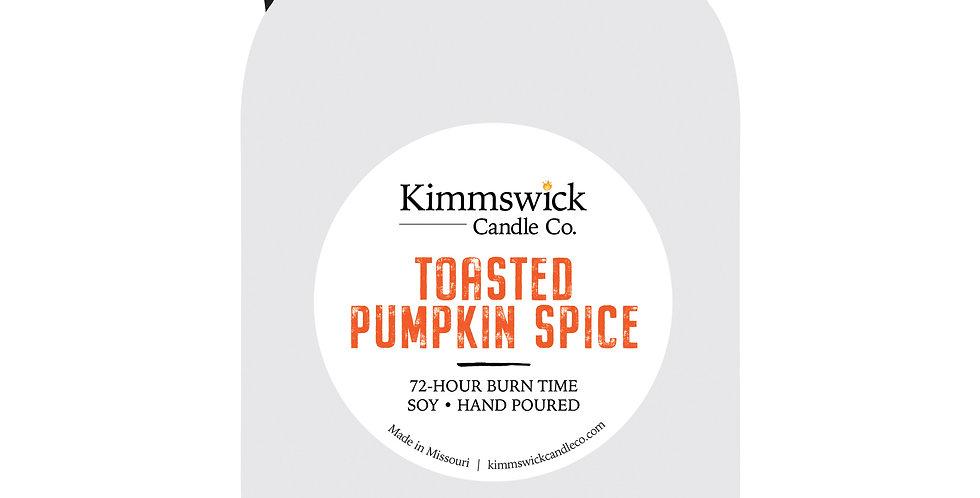 Toasted Pumpkin Spice