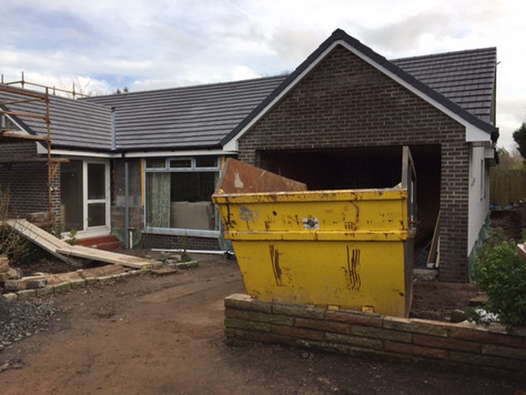 House Extension, Barrhead