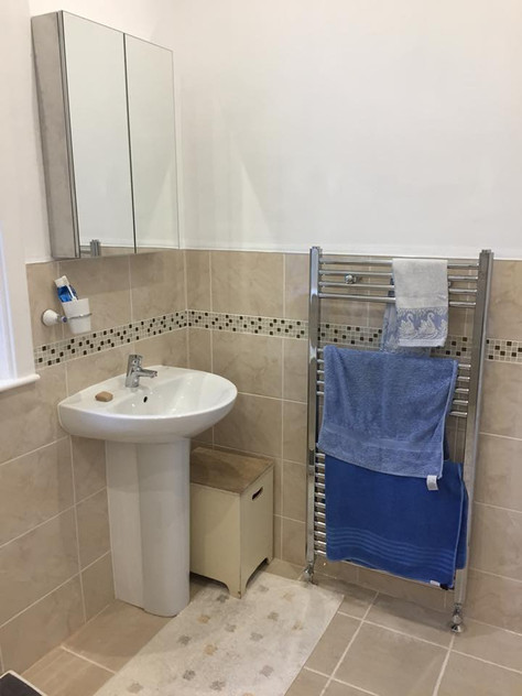 Wet Room Creation