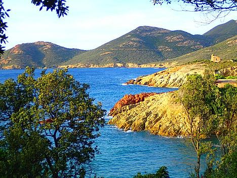 Stages voile en Corse