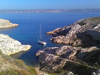 Club de voile méditerranée