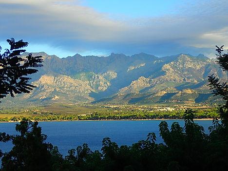 Club de voile en Corse
