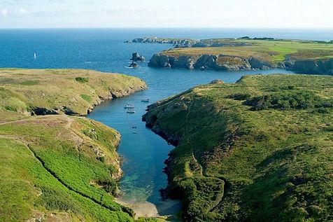Bretagne , Belle île