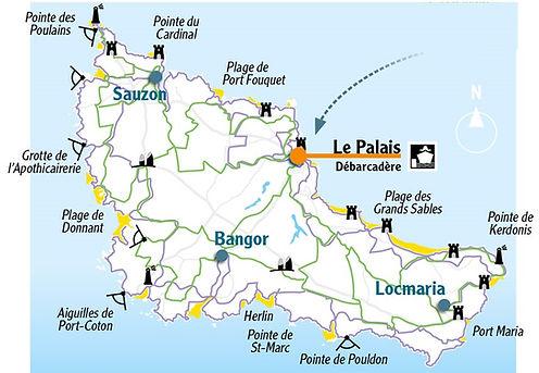 Stages voile en Bretagne sud