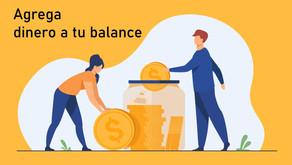 Abona dinero a tu balance