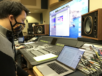 Love's Labour's Lost Mixing Session 2020