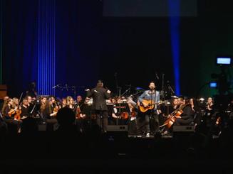 Orchestral Arrangement for Aaron Shust 2017