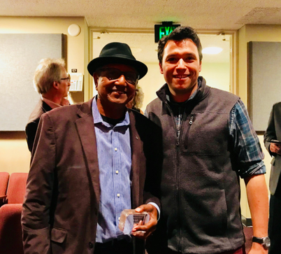 with Floyd Norman 2018