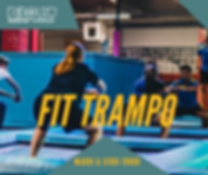 Fitness trampoline - Trampoline Park Montpellier Rebound World