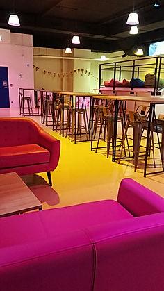Trampo park Montpellier - Rebound World