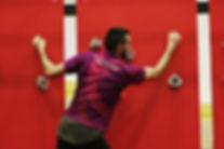 ninja warrior montpeller - escalade