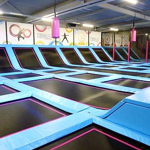 main court trampoline park montpellier