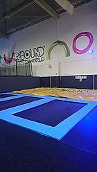 Rebound World Montpellier Jump trampoline park odysseum activités enfants adultes