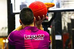 Rebound World Montpellier Jump trampoline park odysseum activités enfants adultes Slamdunk