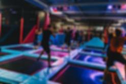Fitness trampoline - Jump Park Montpellier Rebound World