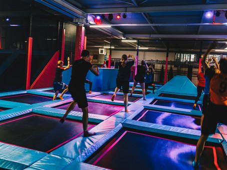 Découvrez un nouveau concept : le jumping fitness !