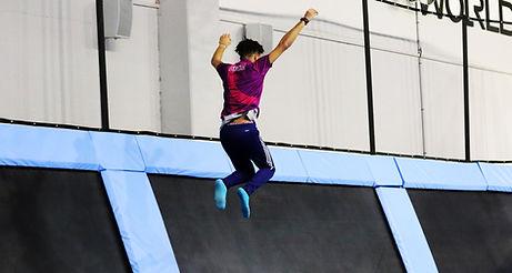 Jump park Montpellier - Rebound World