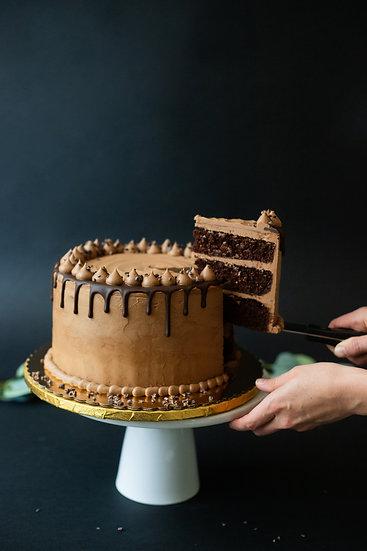 "9"" Three-Layer Cakes"