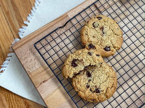 Gluten-Free-Friendly Chocolate Chip Cookies (6)
