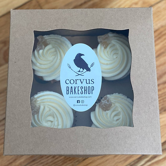 4-Pack Cupcakes