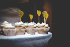 Mini Cupcakes--Wedding