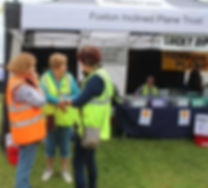 Volunteers at Festival
