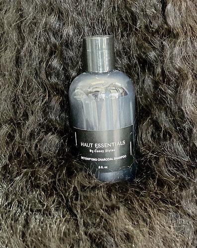 Detoxifying Charcoal Shampoo