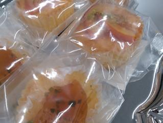 カップケーキ3種