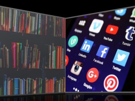 Oportunidades e riscos do uso das redes sociais por bibliotecas