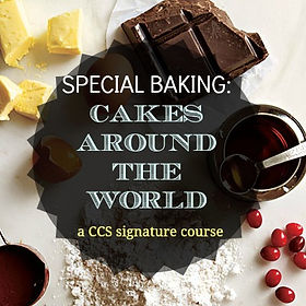 CCS Baking and Cake Decorating School
