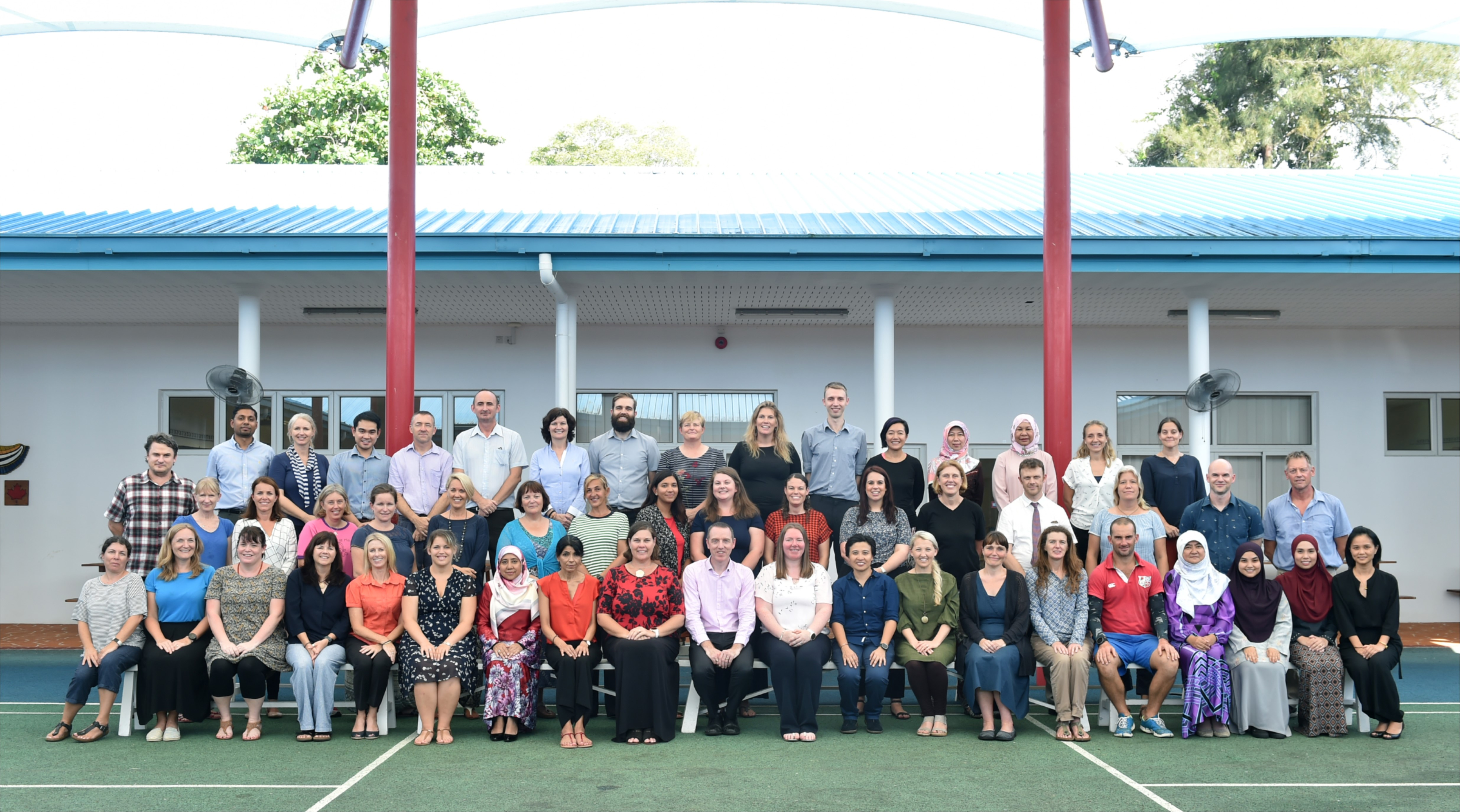 Teaching & Admin Staff