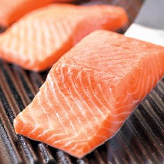 Atlantic Salmon Fillets Skin Off (1 kilo packs)