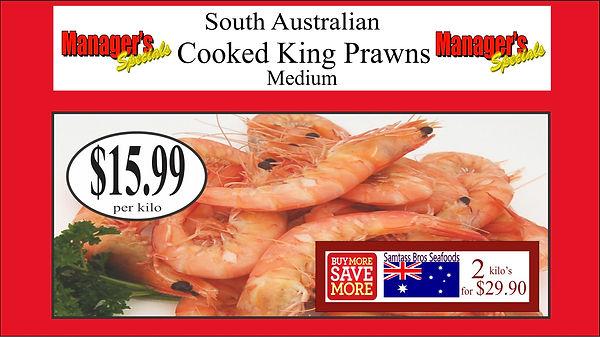 Samtass april 2020 medium cooked king pr