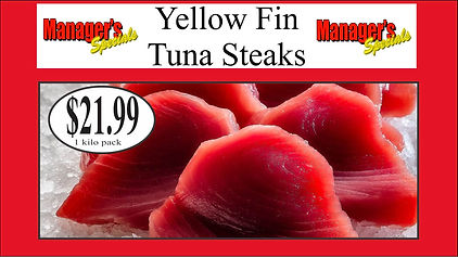Samtass 2020 april yellow fin tuna steak