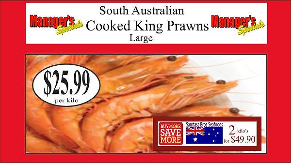 Samtass april 2020 large cooked king pra