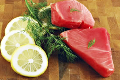Yellow Fin Tuna Fillet