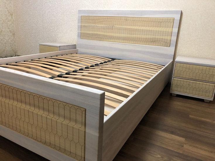 Кровать с тумбами R-72013