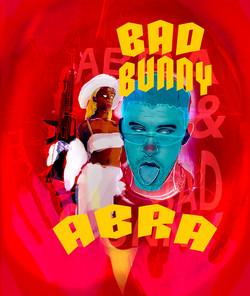 Bad Bunny x Abra