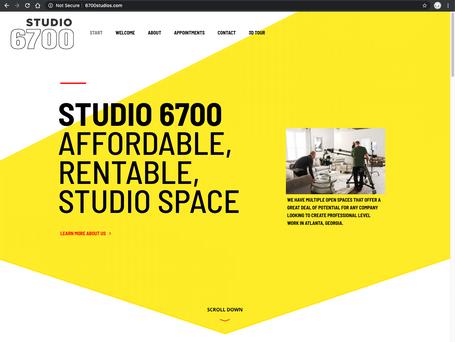 STUDIO 6700 WEB 2019