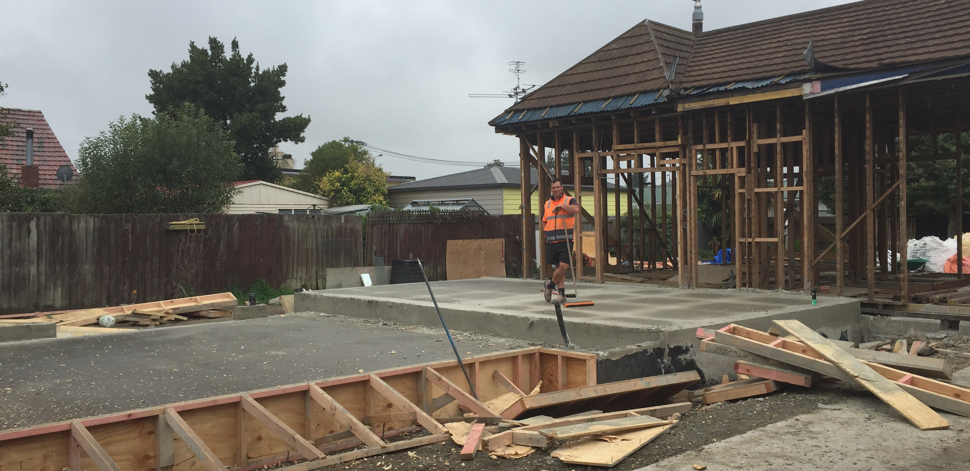 St Albans Renovation