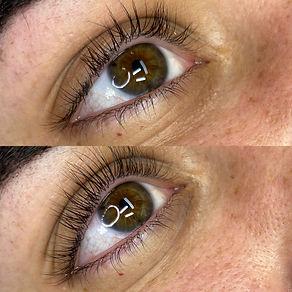 lash lift tint wax brows dapto