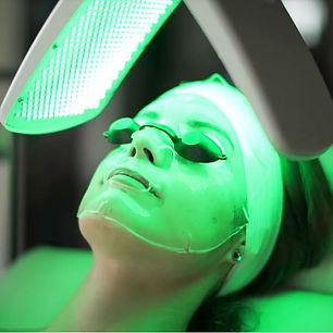 LED Light Therapy Facial Dapto