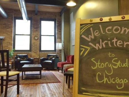 Do Not Go Gentle...part 3         StoryStudio Chicago