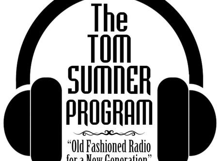 Tom Sumner Radio Program - Interview with Len Joy
